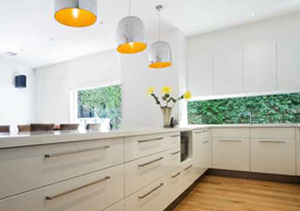 Carrara Electrician Light Installation