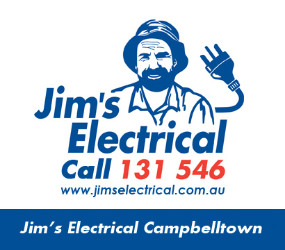 Jims Electrical - Campbelltown Electrician