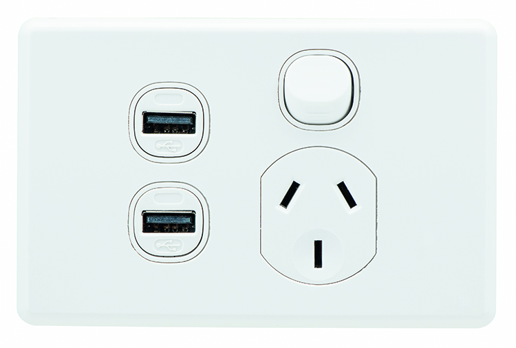 Usb sockets installation licenced electrician asfbconference2016 Gallery