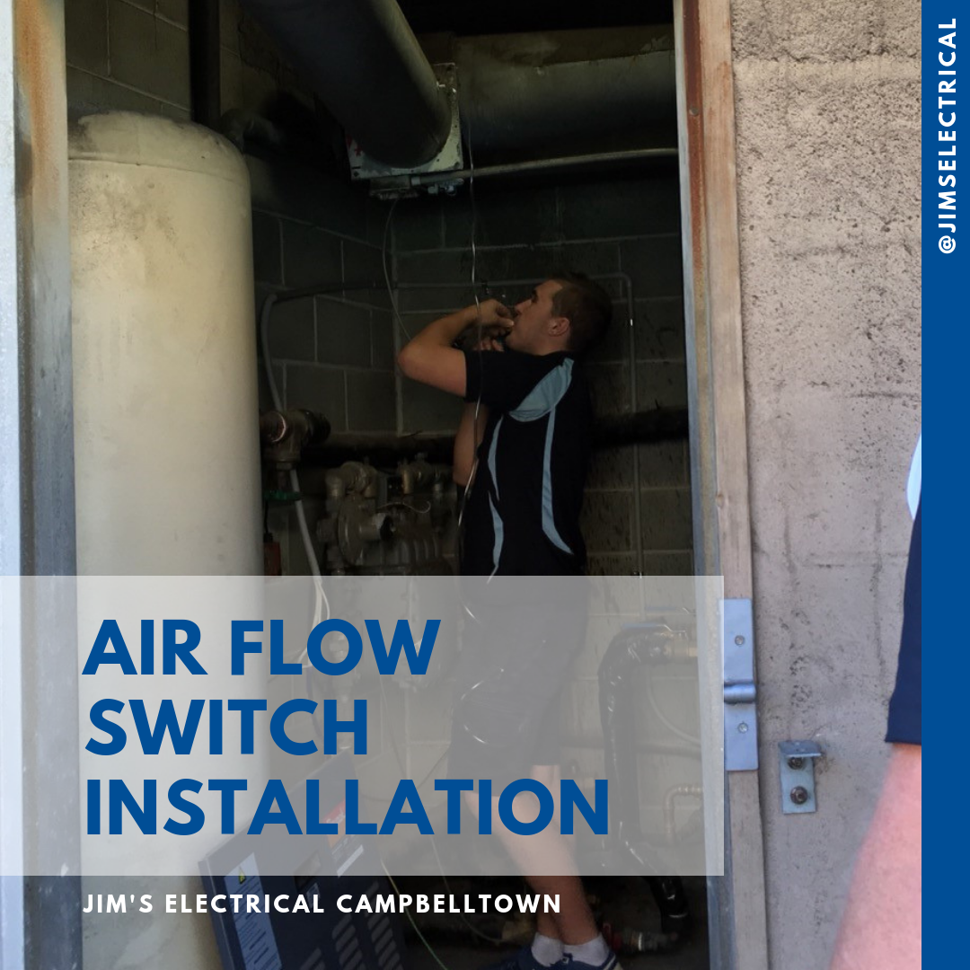 Air Flow Switch Installation Wiring A Bathroom Exhaust Fan Quotes Jims Electrical Blog