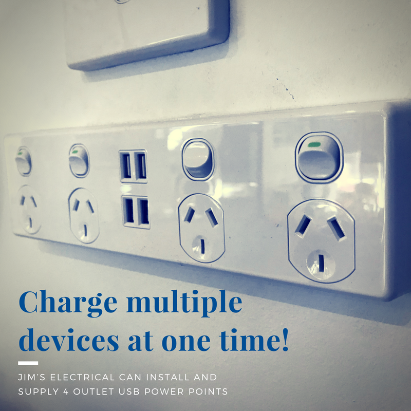 Charge Multiple Devices at Once!