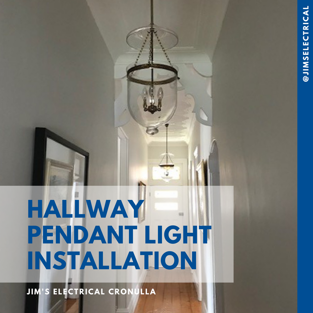 Hallway Pendant Lighting