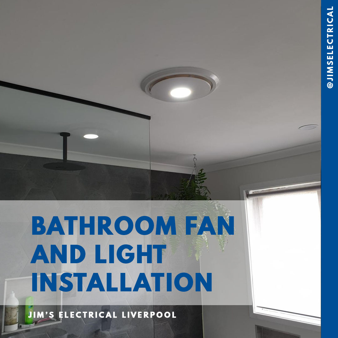 bluetooth bathroom fan light and speaker